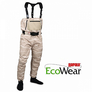 Вейдерсы Rapala Eco Wear Reflection  размер XXL