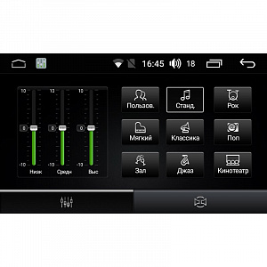 Штатная магнитола FarCar s170 для Toyota Land Cruiser 200 на Android (L381BS)