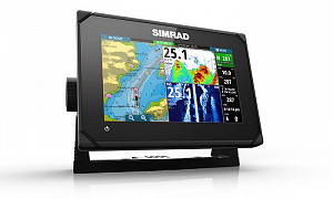 Simrad GO7, ROW XSE TotalScan