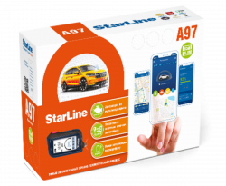 Автосигнализация StarLine A97 3CAN+4LIN