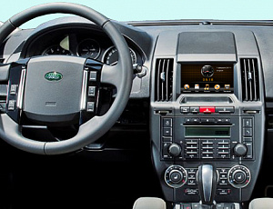 Штатная магнитола Incar CHR-1370 FL2 Land Rover Freelander