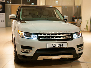 Axiom Land Rover Special Wi-Fi