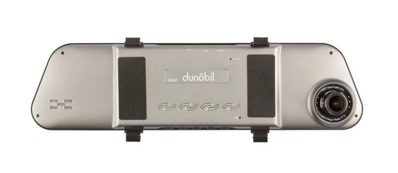 Видеорегистратор в зеркале заднего вида Dunobil Spiegel Mercurio (2 камеры)
